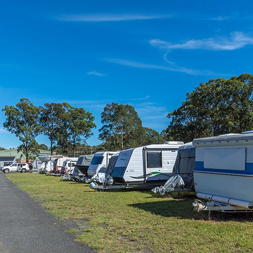 Boats and Caravan Storage