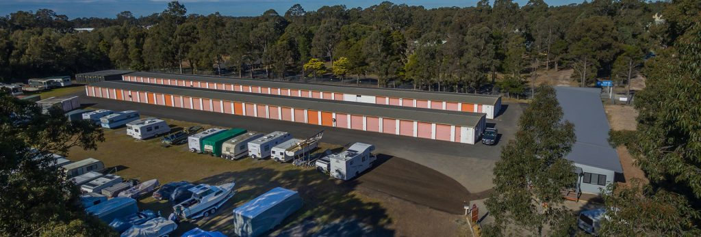 Self Storage in South Nowra